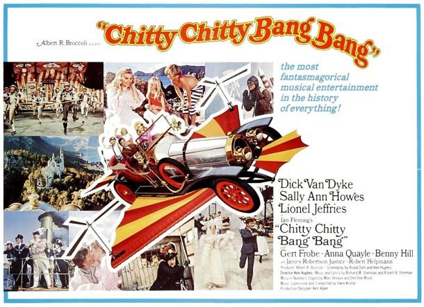 Chitty Chitty Bang Bang Quotes Chitty Chitty Bang Bang 1968