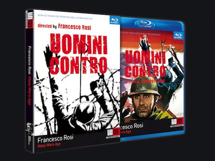 Many Wars Ago Blu-ray