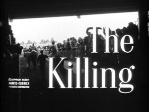 The Killing Title
