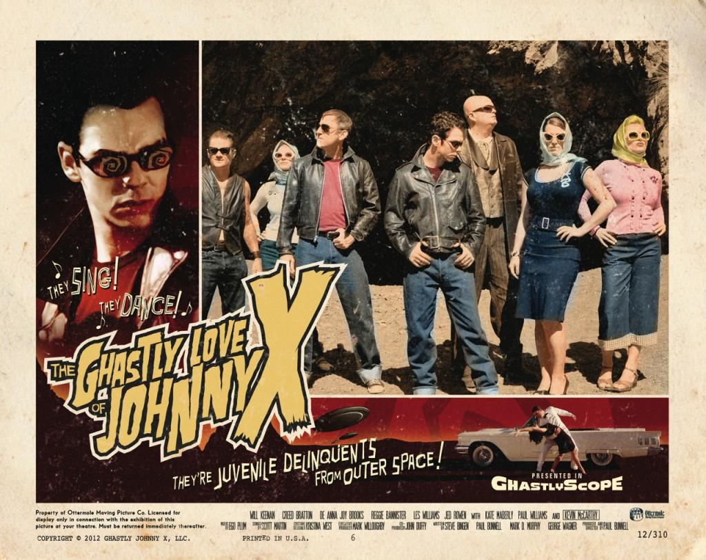 JX Lobby Card
