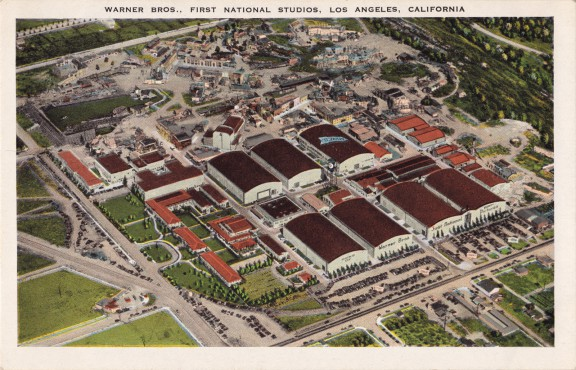 World cinema paradise the seven sisters movie studios for Used lumber los angeles