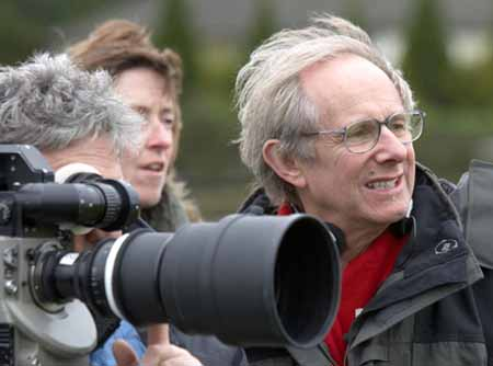Ken Loach camera