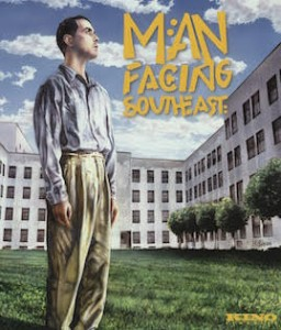Man Facing