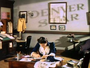 Western noir in The Return of Frank James.