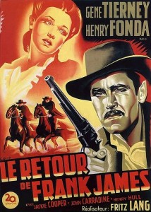 French poster.